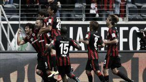 Frankfurt 1-0 Freiburg: Seferovic debut goal enough for Die Adler