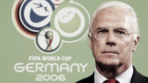 Beckenbauer under investigation for the 2006 World Cup