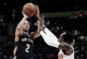 New Orleans Pelicans steamroll Atlanta Hawks, 112-94