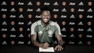 Fred es anunciado como nuevo jugador del Manchester United