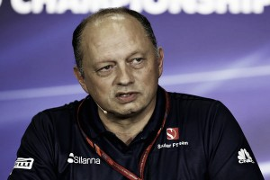 En Sauber temen el inminente techo presupuestario