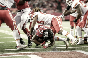 Eric Berry's big day gives the Chiefs their 9th win