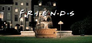 Así sería la cabecera de 'Friends' sin música y con los comentarios de los actores