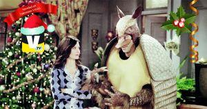 Navidad en TV: el armadillo navideño