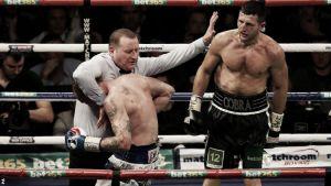 Carl Froch retiene sus coronas AMB y FIB tras un precipitado TKO