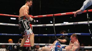 Gennady Golovkin vs. Carl Froch, All Parties Interested