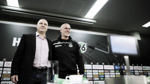 Dufner and rontzeck sign new contracts at Hannover