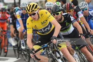 Chris Froome found to have an 'adverse' test result