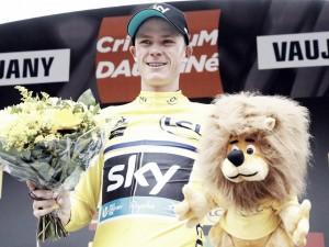 """Chris Froome: """"Siempre es bueno ganar una carrera antes del Tour de Francia"""""""