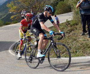 Vuelta a Andalucia, che botta di Froome! Contador cede il primato