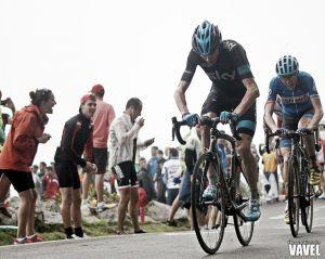 """Froome: """"Contador es mi mayor rival en el Tour de Francia"""""""