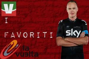 Vuelta a España 2017 - i favoriti: Chris Froome cerca la doppietta