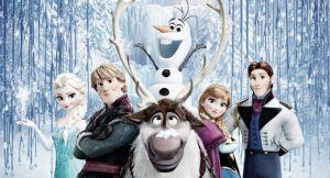 'Frozen' ya es la quinta película más taquillera de la historia