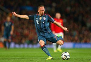 Ribery's return scheduled for Saturday's Stuttgart clash