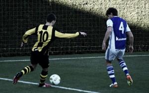 Resumen Tercera División Grupo IV, jornada 16: dos por uno