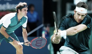 Del Potro vence Roger Federer na final do Masters 1000 de Indian Wells 2018 (2-1)