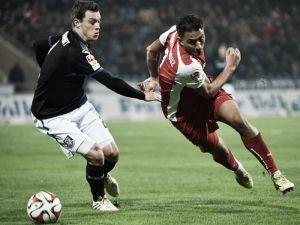 FSV Frankfurt 1-1 Sandhausen: FSV strike lucky to deny Sandhausen all three points
