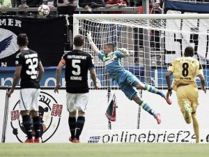 FSV Frankfurt 1-1 VfR Aalen: Visitors move off bottom spot