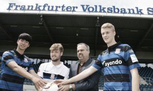 Three new arrivals for FSV Frankfurt