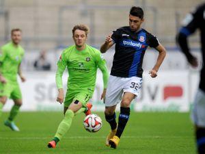 FSV Frankfurt 1-1 Erzgebirge Aue: Stipe Vucur grabs late equaliser to earn Aue a point