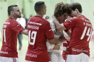 Futsal: Benfica joga frente ao Ugra Yugorsk