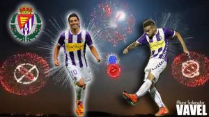 Al Real Valladolid le sienta bien estar de fiestas
