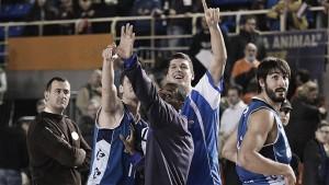 Volviendo al pasado: Montakit Fuenlabrada 65-76 Gipuzkoa Basket