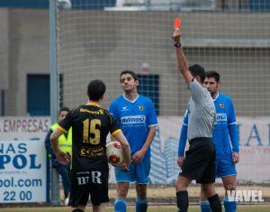 El Barakaldo saca un punto del Fernando Torres