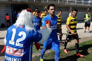 CF Fuenlabrada - Gernika Club: seguir sumando