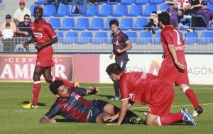 Fuenlabrada - Huesca: con el playoff en el punto de mira