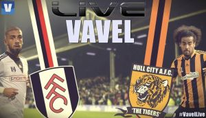 Fulham - Hull LIVE: Score, Goals, Result Commentary of EPL 2014
