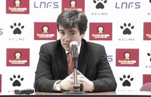 """Juan Luis Alonso: """"Ya que nos hemos metido en la fiesta, vamos a seguir bailando"""""""