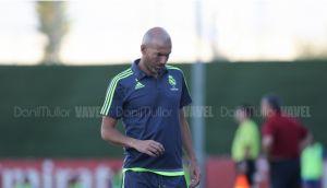 """Zidane: """"Estoy orgulloso del esfuerzo del equipo"""""""
