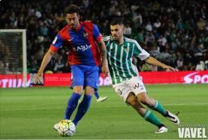 Betis- Levante: puntuaciones del Levante, jornada 32 Liga BBVA