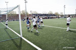 Fin de semana en el fútbol base del Albacete Balompié