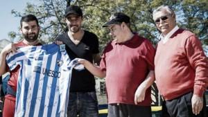 El Málaga CF jugará ante el CD Mirandés el partido de la solidaridad