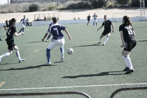 El Sporting de Huelva vence al Fundación Albacete sobre el pitido final