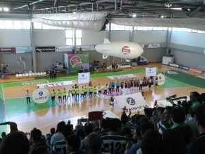 El Fundão de Noé Pardo mantiene viva la final de la Liga Sportzone portuguesa