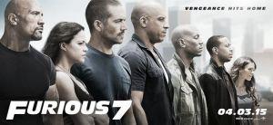 Primer vistazo al equipo de Dom en el póster oficial de 'Fast & Furious 7'