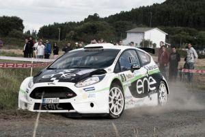 """Miguel Fuster: """"En Madrid voy a correr con el Ford Fiesta R5"""""""