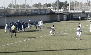 Fútbol base: el Albacete B cayó en el derbi de filiales