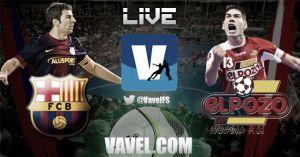 FC Barcelona - ElPozo Murcia en vivo y en directo online