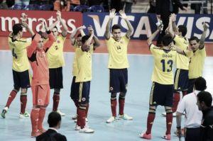 Son 13 los convocados por la Selección Colombia de futsal para jugar el Grand Prix en Brasil
