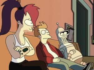 ¿Es el fin de 'Futurama'?