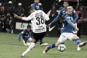 Corinthians busca empate com Cruzeiro e encerra série de amistosos sem derrotas