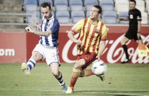 """Fernando Vega: """"El puesto de lateral izquierdo está muy bien cubierto"""""""