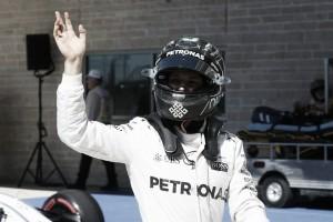 """Nico Rosberg: """"Siento que hemos hecho un buen fin de semana"""""""