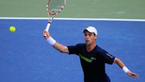 Santiago Giraldo avanza a octavos de final del ATP 250 en Sehnzhen