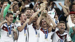 Alemania se proclama Campeona del Mundo frente a 12.700.000 espectadores en Telecinco