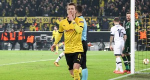 Europa League : Dortmund surclasse Tottenham (3-0) et prend une option sur la qualification